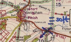 Start & Finish Hovingham