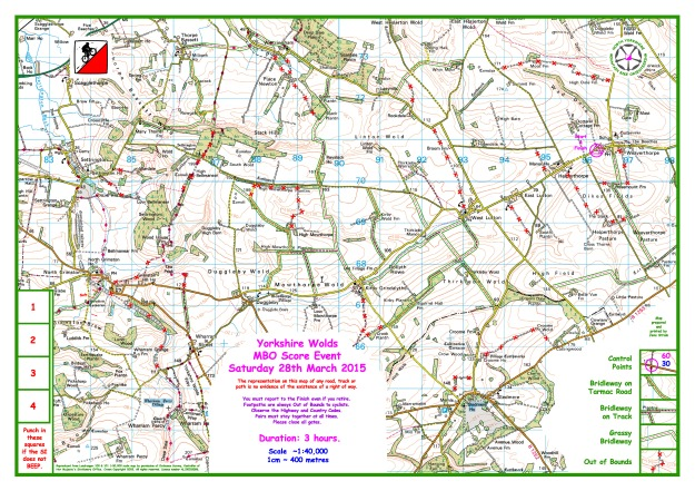 2015 Yorkshire Wolds 40000 Working Drawing without Controls 22nd March 2015