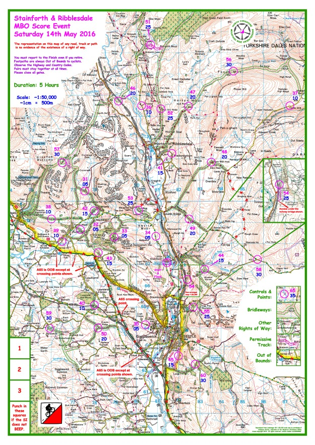 Stainforth map with controls - May 2016