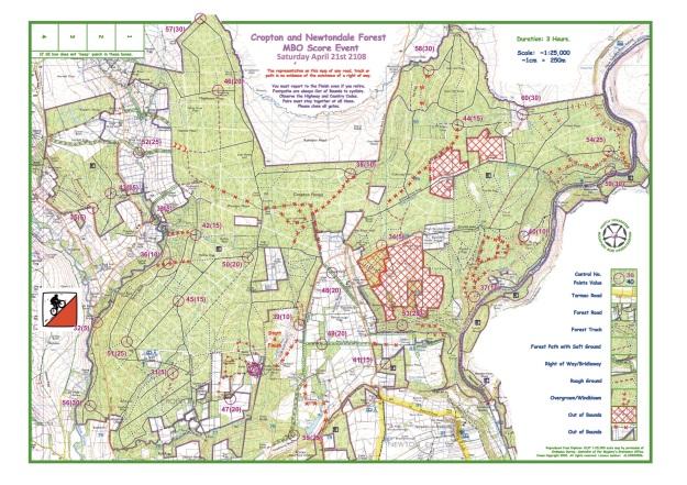 Cropton Final map